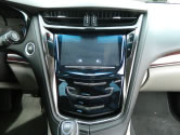 Cadillac CTS Cracked Display Repair and Removal