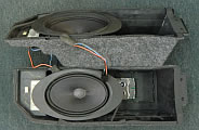 Cadillac Eldorado Bose Speaker and Amplifier Repair and Removal