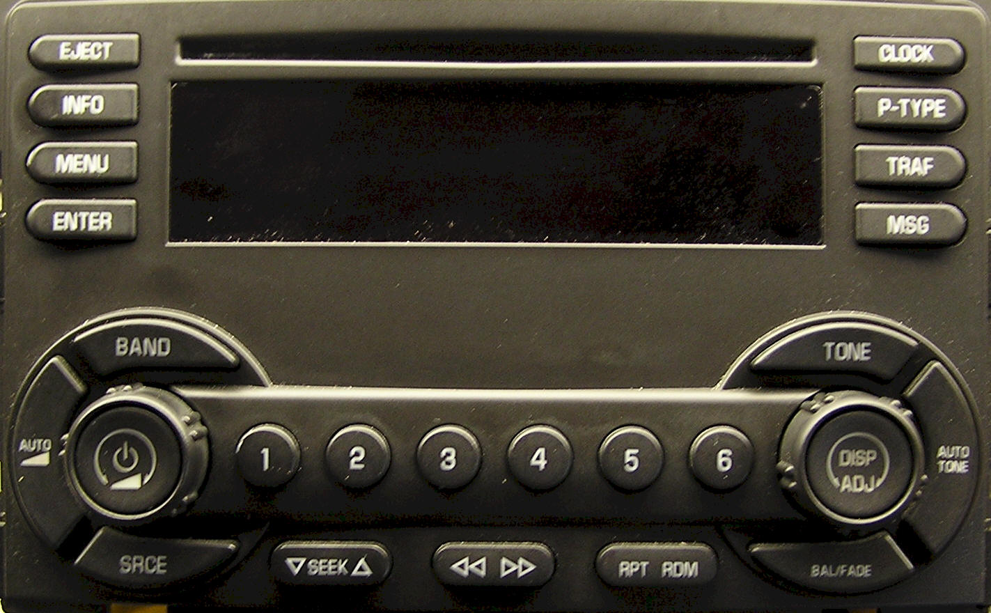 Pontiac Car Radio Repair, Removal and Installation