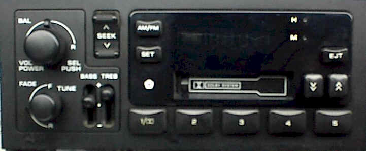 Chrysler Car Stereo Removal and Repair