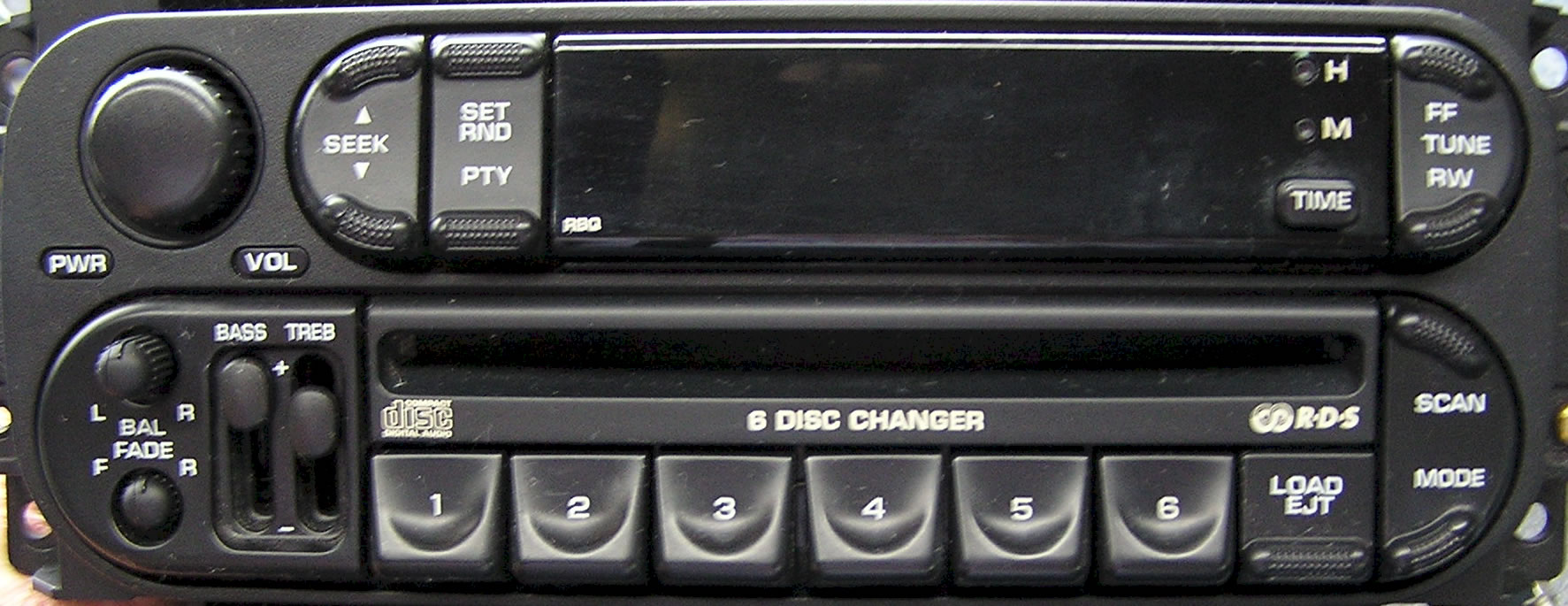 Chrysler / Dodge / Jeep CD player repair - Factory Car Stereo Repair