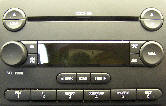 Ford CD Player Repair