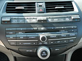 Honda Accord Car Stereo Repair