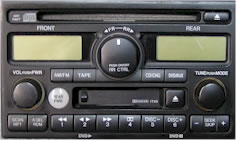 Honda Odyssey Car Stereo Service, Repair and Removal