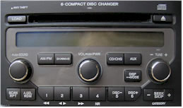 Honda Pilot Stereo Service, Removal, Repair and Reinstallation