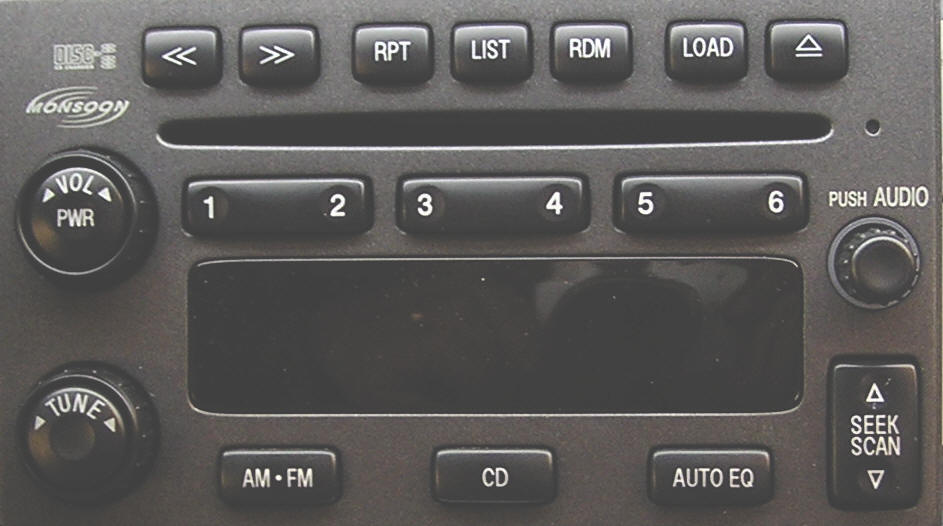 Hyundai Monsoon Car Radio Removal and Repair