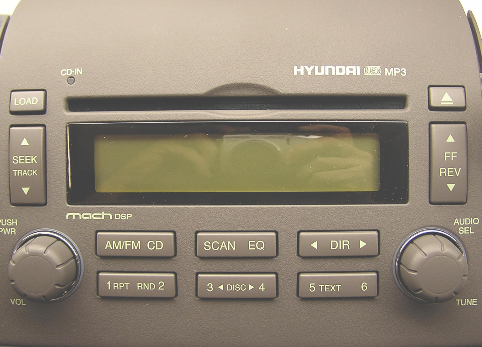 Hyundai Sonata Car Radio Removal and Repair