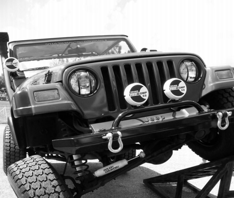 Jeep Car Stereo Repair and Restoration