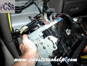Replacing, Installing and Removing Stereo