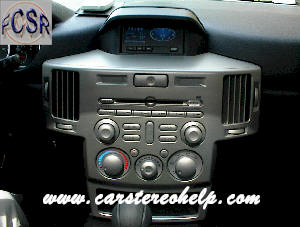 Mitsubishi Endeavor Car Stereo Repair and Removal