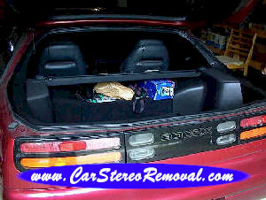 Car Stereo Removal and Installation How To Instructions - Nissan 300ZX - Bose repair - Auto Radio Repair - Auto Audio Repair