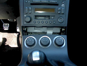 Nissan 350z How to Remove and Install Car Stereo Instructions