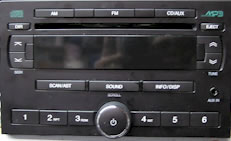 Car Radio Service, Suzuki Forester