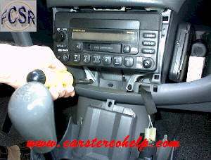 Toyota Echo Car Audio Removal, Repair and Installation